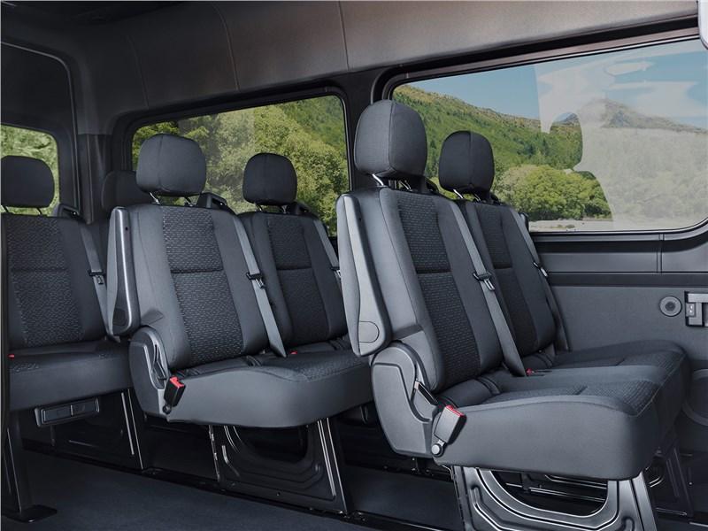 Mercedes-Benz Sprinter 2018 пассажирский салон