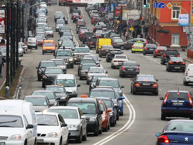 Предупреждали? Пробки в последний летний день носят необычный характер Фото Авто Коломна
