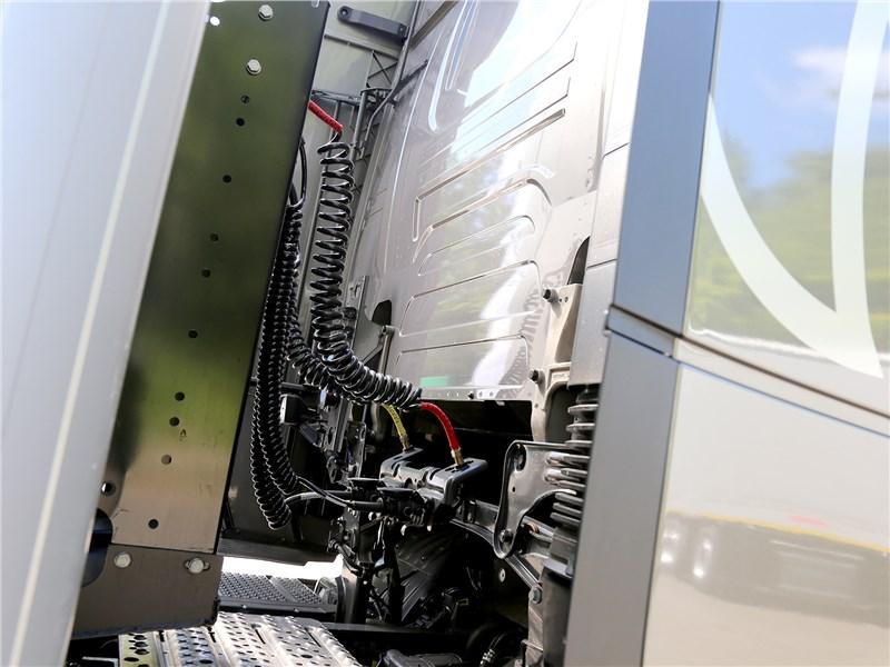 Scania S 500 2016 задняя стенка кабины