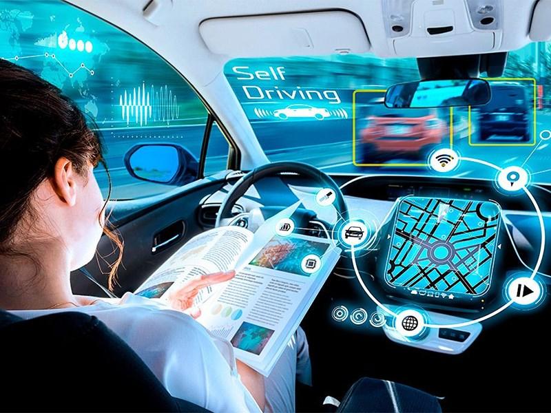 Беспилотные автомобили выпустят на дороги России Фото Авто Коломна
