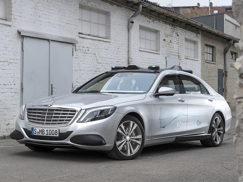 Mercedes-Benz разрабатывает собственный язык общения