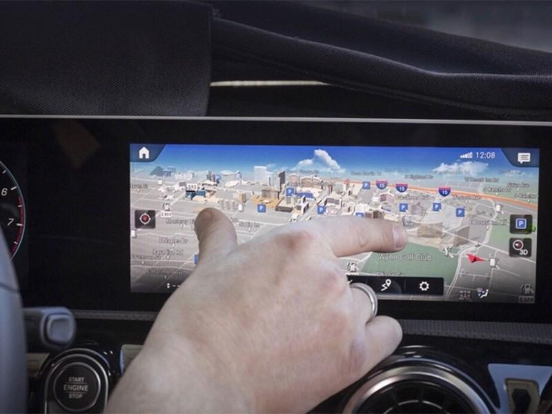 В Англии разрабатывают уникальный навигационный комплекс для автомобилей Фото Авто Коломна