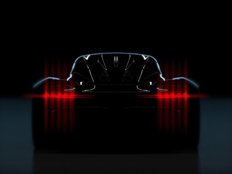 Aston Martin рассказал о новом гиперкаре