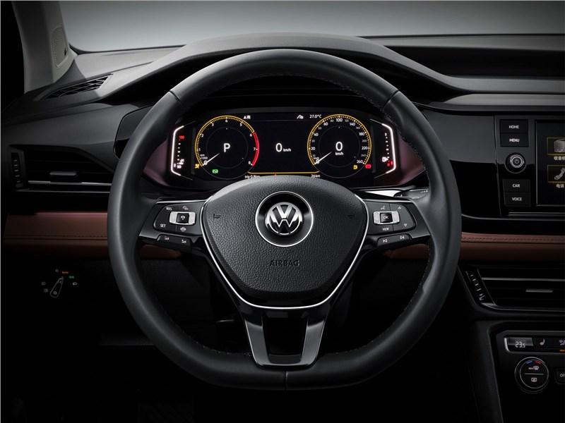 Volkswagen Tarek 2020 руль