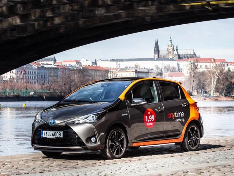 Российский каршеринг захватывает мир Фото Авто Коломна