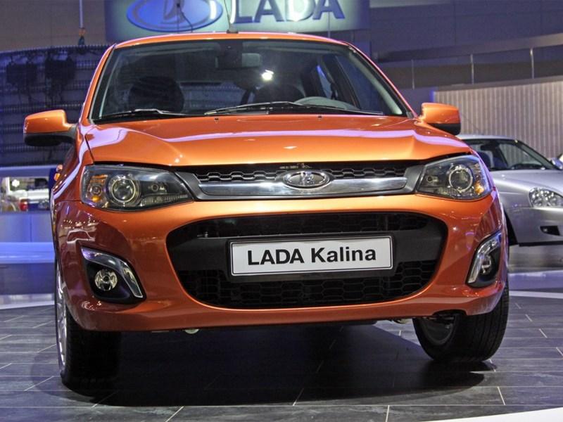 «АвтоВАЗ» заканчивает производство Kalina
