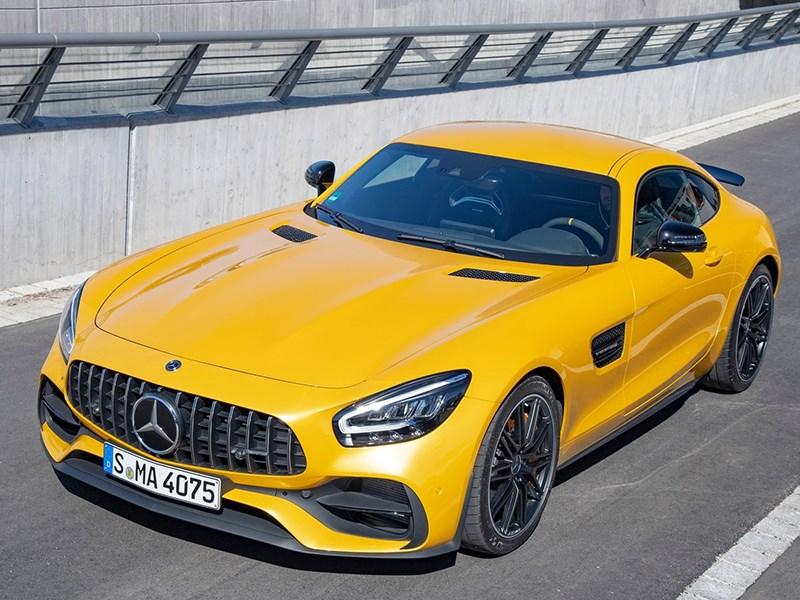 Mercedes AMG перейдет на выпуск полноприводных автомобилей Фото Авто Коломна