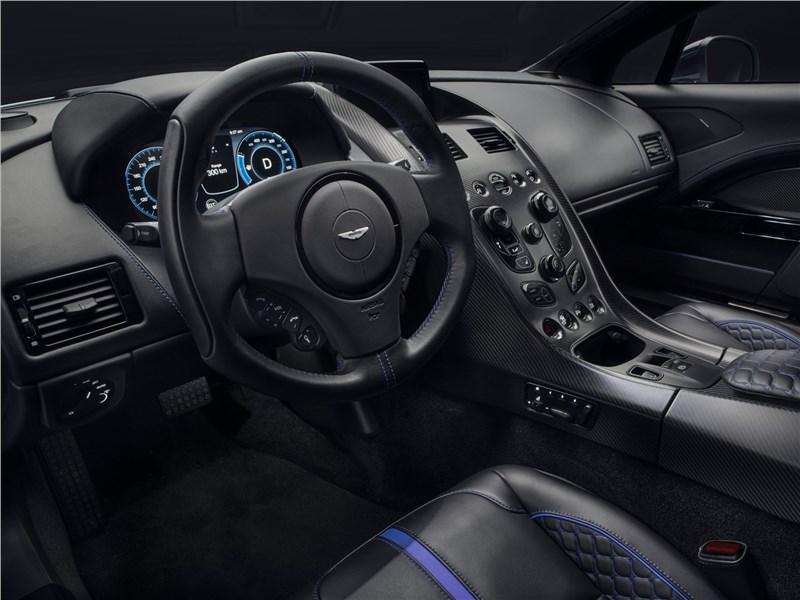 Aston Martin Rapide E 2020 салон