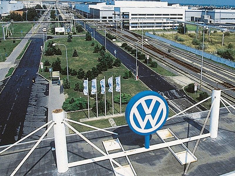 Volkswagen делает большую ставку на электричество
