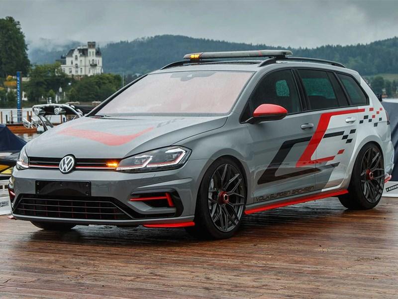 Студенческий Volkswagen   новость про Volkswagen Golf GTI Фото Авто Коломна