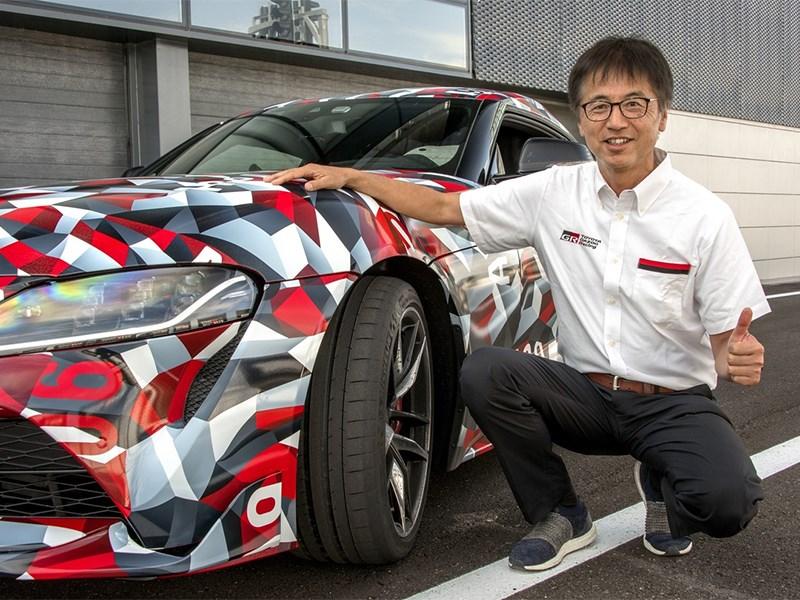 Преемник Toyota Supra станет абсолютно иным Фото Авто Коломна
