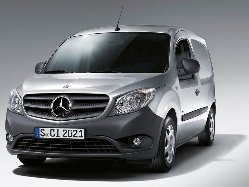 Mercedes-Benz не будет производить Citan в России