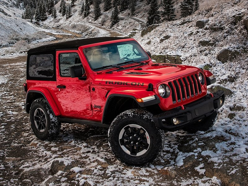В России отзывают 1,7 тысячи автомобилей Jeep и Chrysler