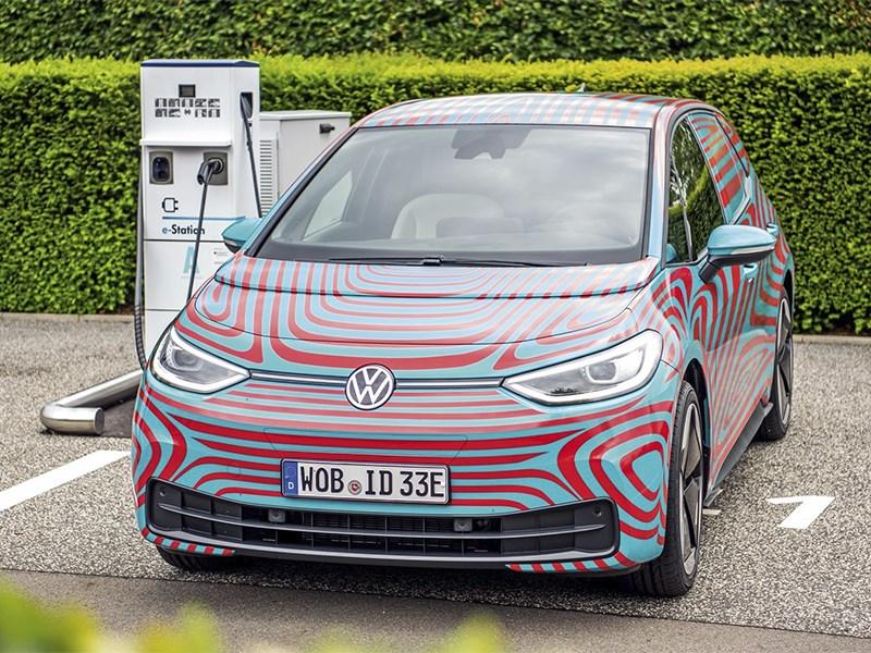 Volkswagen рассказал о своем новом электрокаре Фото Авто Коломна