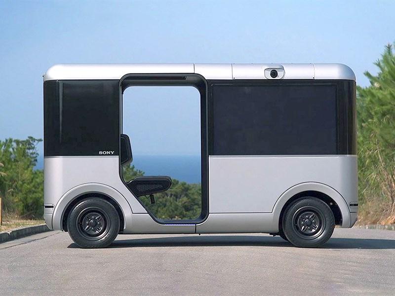 Sony и Yamaha создадут беспилотник Фото Авто Коломна