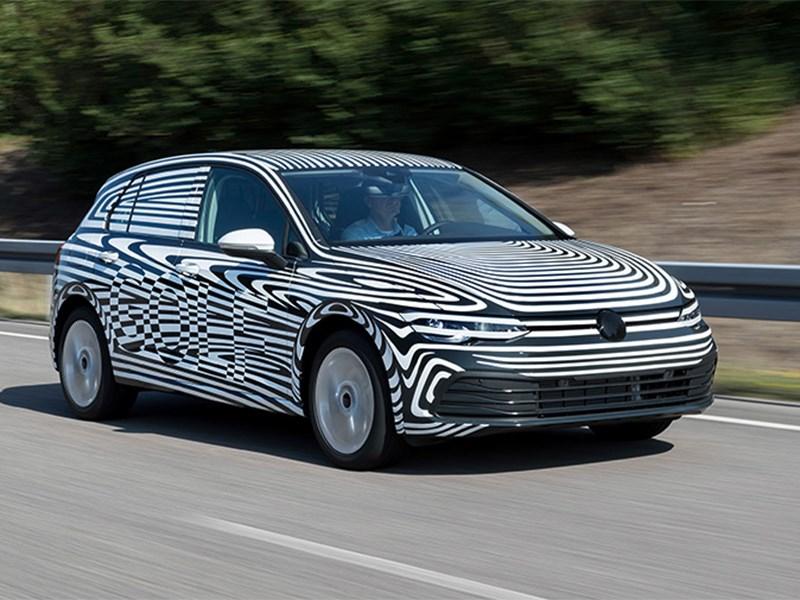 Volkswagen Golf вышел на финишную прямую