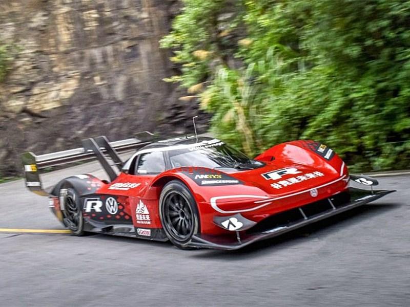 Электрический Volkswagen стал рекордсменом Фото Авто Коломна