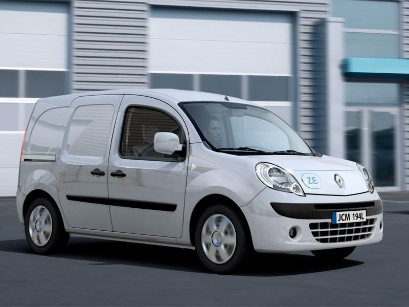 Почтальонам дадут электромобили Renault