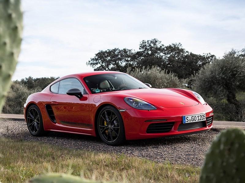 Porsche Cayman станет электрокаром