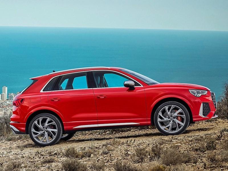 Представлен новый Audi RS Q3 Фото Авто Коломна