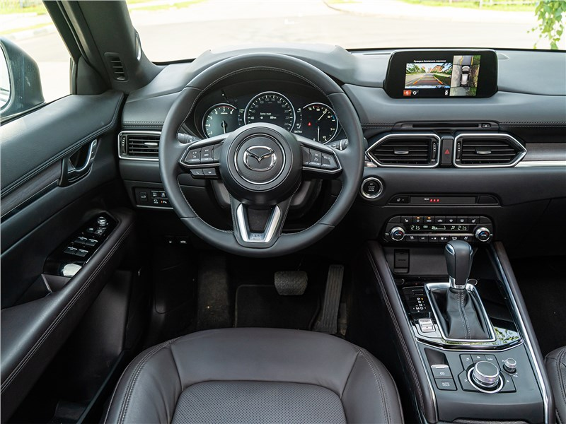 Mazda CX-5 2017 салон