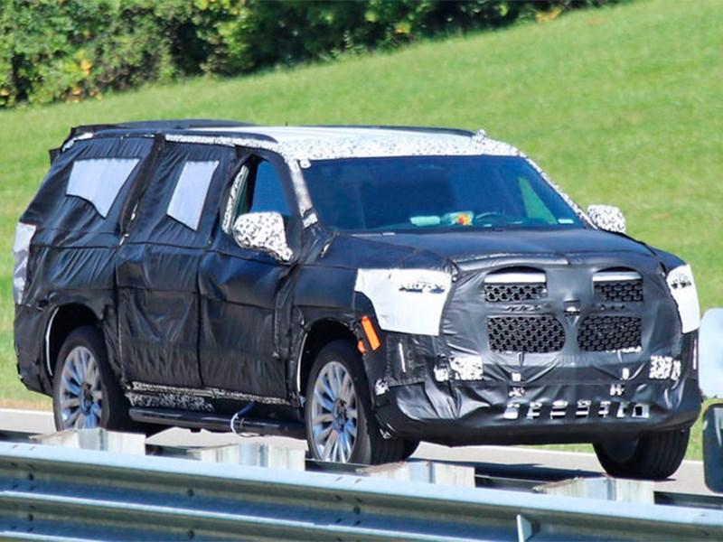 Cadillac готовит новый Escalade