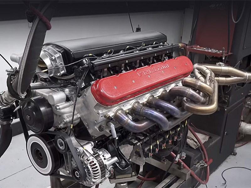 В Австралии наладили выпуск гигантских автомобильных двигателей
