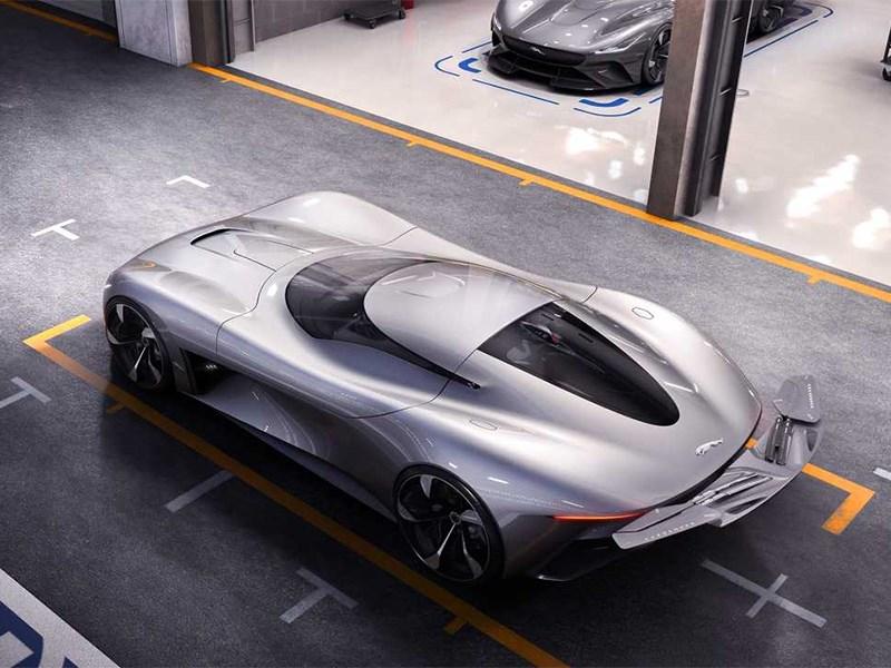 В Jaguar создали виртуальный суперкар Фото Авто Коломна
