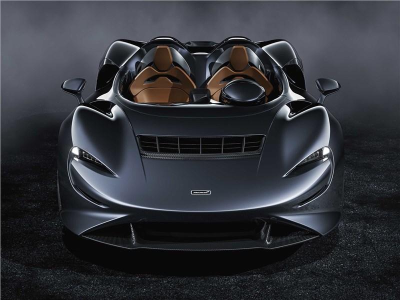 McLaren Elva 2021 вид спереди
