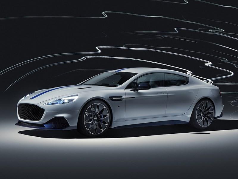 Aston Martin не будет заниматься выпуском электромобилей Фото Авто Коломна