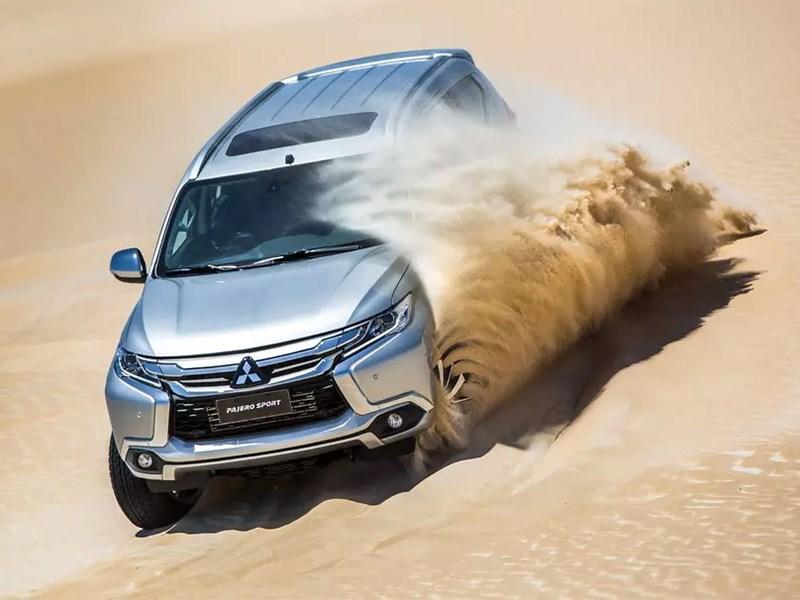 Обновленный Mitsubishi Pajero Sport лишился дизеля