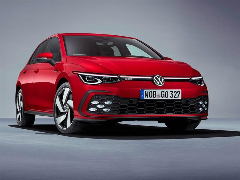 Volkswagen представил спортивные версии нового Golf