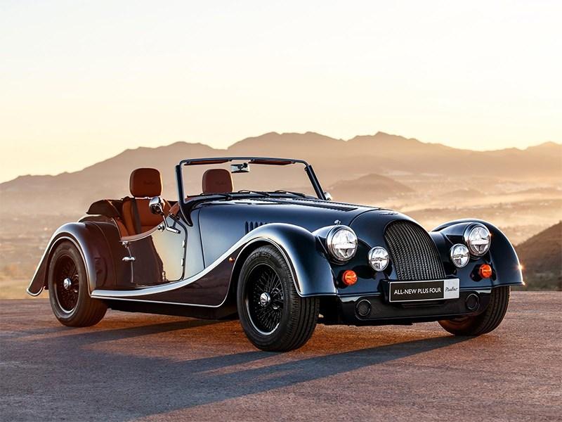 Morgan Plus 4 сменил поколение