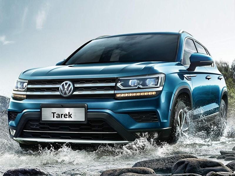 Volkswagen выведет на российский рынок еще три модели