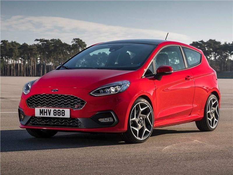 Ford Fiesta получил новые двигатели