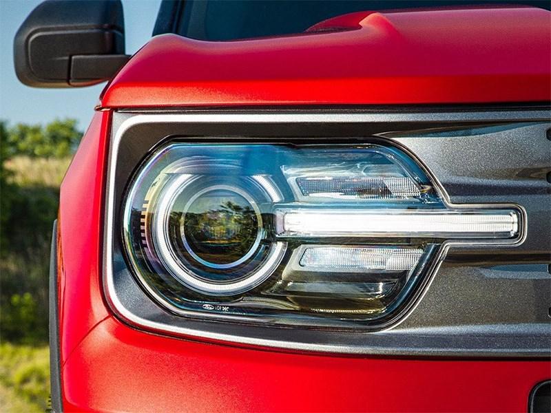 Ford Bronco: новые утечки