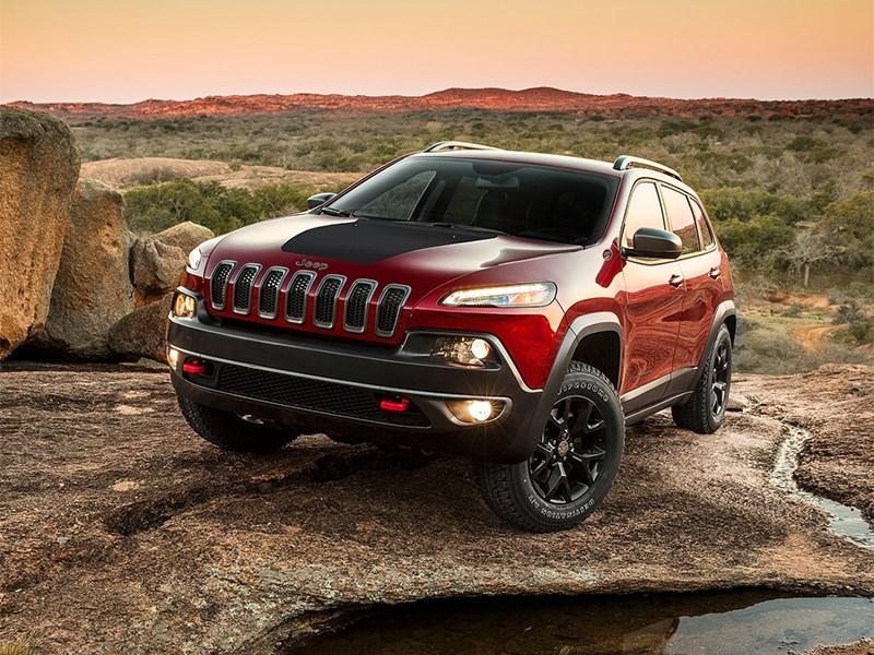 В России отзывают кроссоверы Jeep Cherokee из-за проблем с трансмиссией