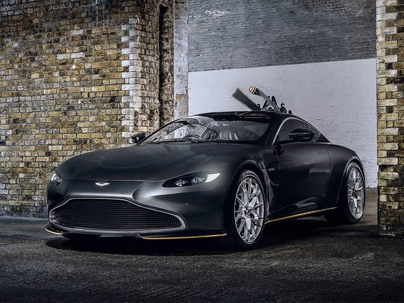 Джеймс Бонд уже может забрать свои автомобили у Aston Martin