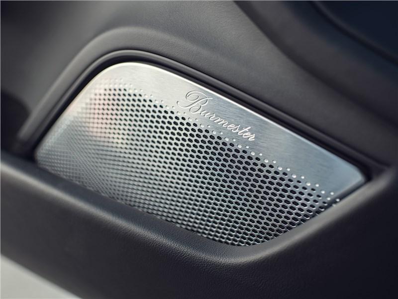 Porsche Taycan 2020 динамик