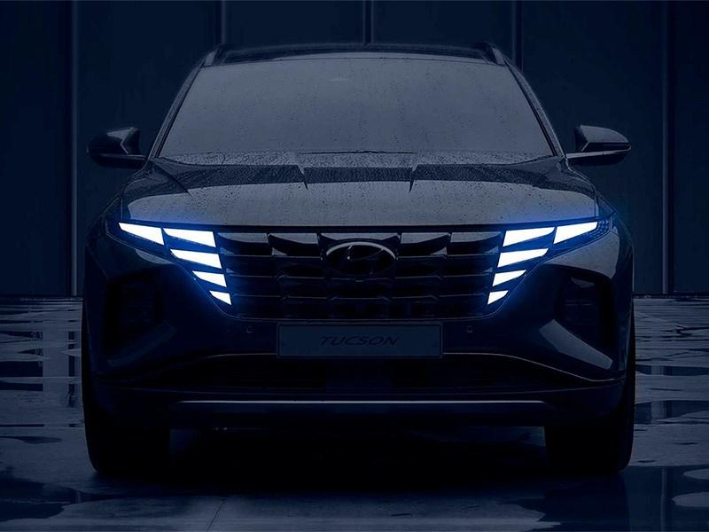 Дизайн нового Hyundai Tucson полностью рассекречен