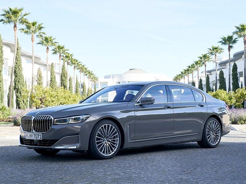 BMW выпустит представительский электромобиль
