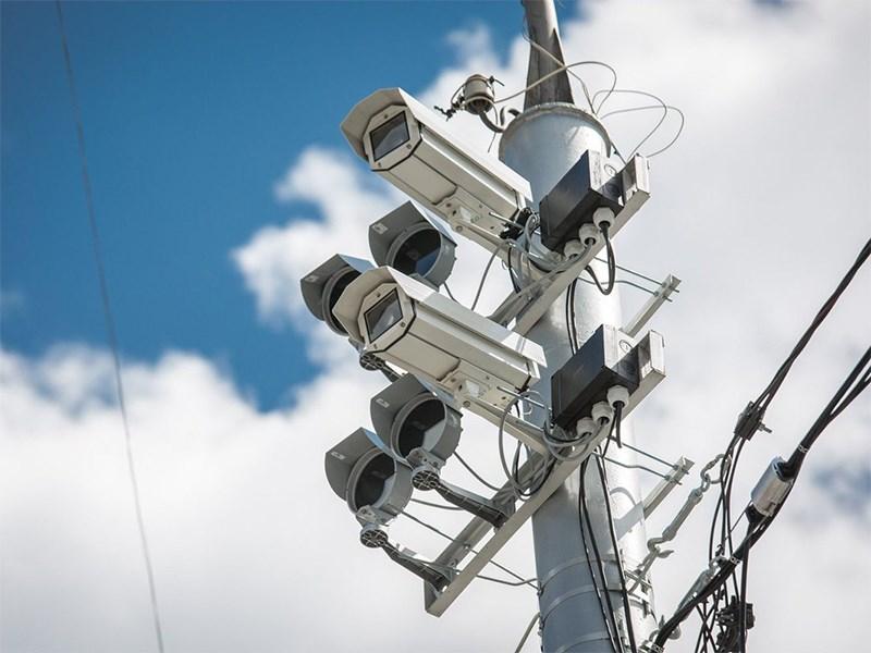 В Москве дорожные камеры начали фиксировать новый вид нарушений