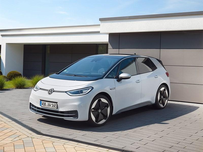 В новом Volkswagen ID.3 однозначно удастся выжить