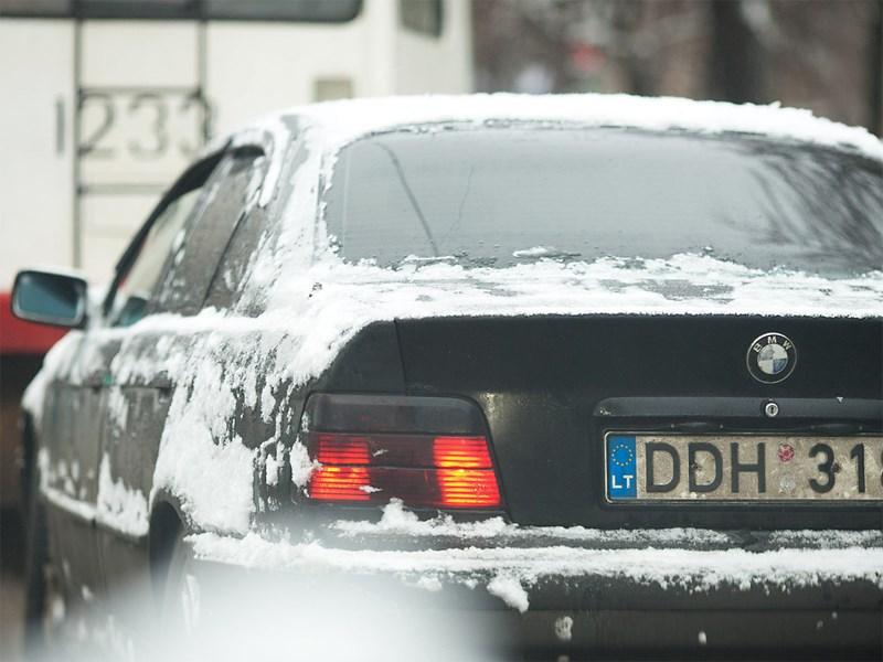 В столице появится база данных иностранных автомобильных номеров
