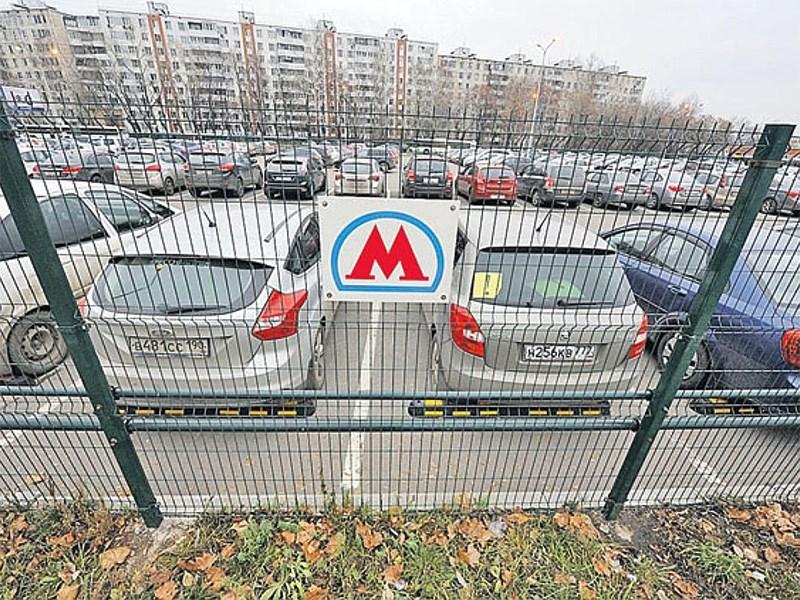 Столица пополнилась новыми перехватывающими парковками