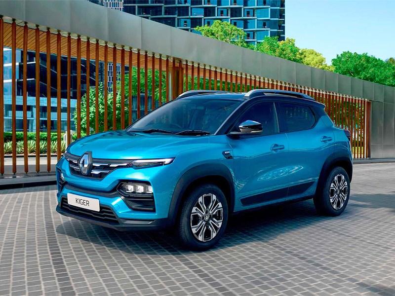 Renault представил новый компактный кроссовер