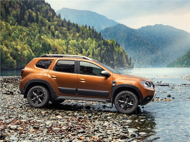 Renault Duster получит дизельный мотор