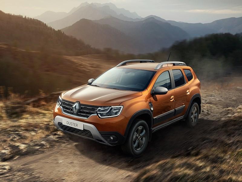 Новый Renault Duster приехал в Россию