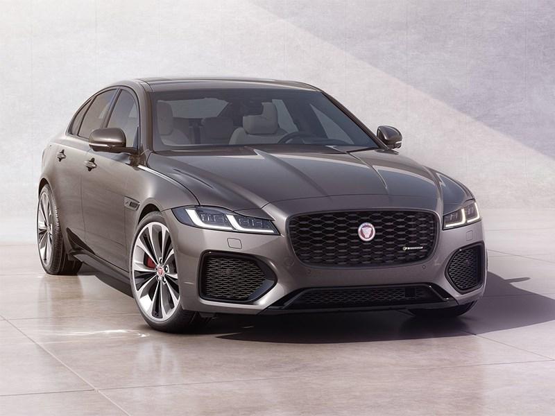Jaguar меняет имидж