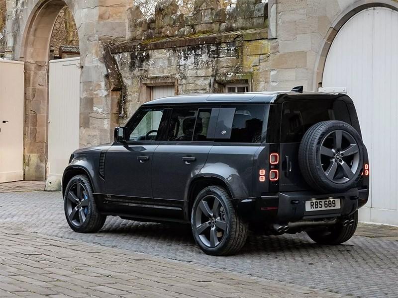 Land Rover Defender прокачают в заводских условиях